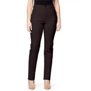 NWT Vanderbilt Amanda Brown Stretch Jeans in 24w